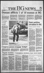 The BG News November 14, 1985