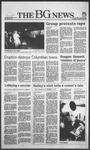 The BG News November 15, 1985