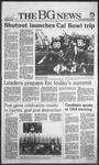 The BG News November 19, 1985
