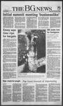 The BG News November 20, 1985