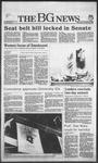 The BG News November 21, 1985