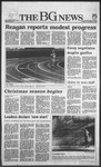 The BG News November 22, 1985