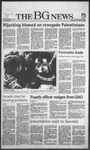 The BG News November 26, 1985