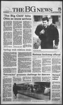 The BG News December 3, 1985