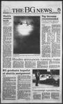 The BG News December 4, 1985