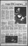The BG News December 5, 1985
