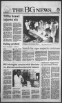 The BG News December 6, 1985