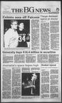 The BG News December 10, 1985