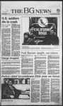 The BG News December 13, 1985