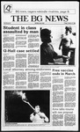 The BG News January 17, 1986
