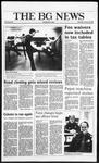 The BG News January 23, 1986