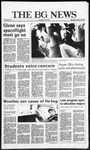 The BG News January 30, 1986