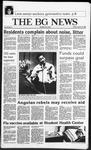 The BG News January 31, 1986