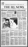 The BG News February 7, 1986