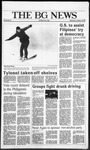 The BG News February 12, 1986