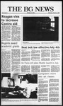 The BG News February 19, 1986
