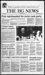 The BG News February 21, 1986