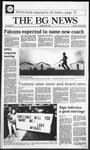 The BG News March 18, 1986