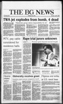 The BG News April 3, 1986