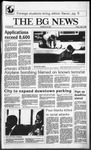 The BG News April 4, 1986