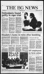 The BG News April 17, 1986