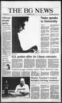 The BG News April 23, 1986