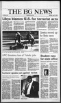 The BG News April 24, 1986