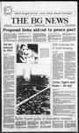 The BG News April 25, 1986
