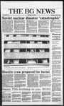 The BG News April 30, 1986