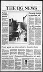 The BG News May 1, 1986