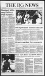 The BG News July 9, 1986