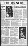 The BG News July 16, 1986