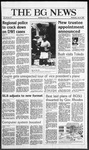 The BG News July 23, 1986