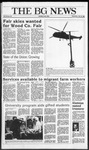 The BG News July 30, 1986
