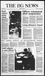 The BG News August 28, 1986
