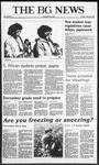 The BG News August 29, 1986