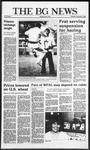 The BG News September 4, 1986