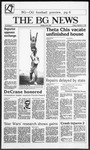 The BG News September 5, 1986