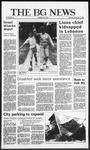 The BG News September 11, 1986