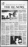 The BG News September 16, 1986