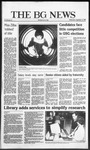 The BG News September 17, 1986