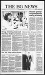 The BG News September 18, 1986