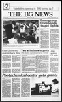 The BG News September 23, 1986