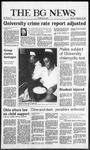 The BG News September 25, 1986
