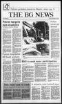 The BG News September 26, 1986