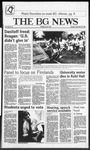 The BG News September 30, 1986