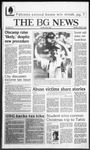 The BG News October 7, 1986