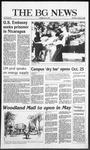 The BG News October 9, 1986