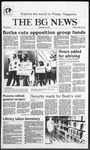 The BG News October 10, 1986