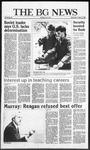 The BG News October 11, 1986